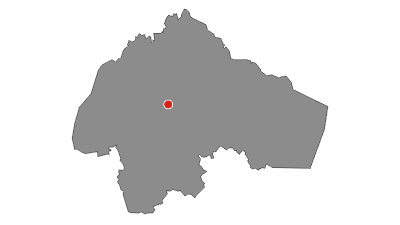 Karta / Birgittaleden, Linköping till Vadstena