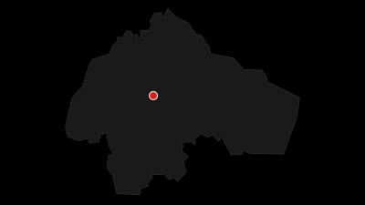 Map / Birgittaleden, Linköping till Vadstena
