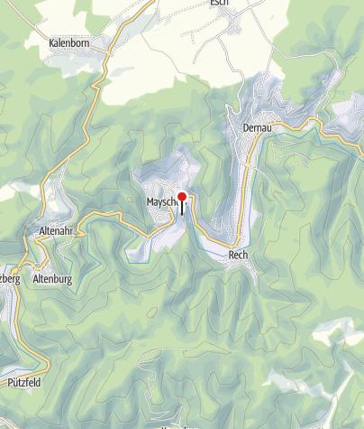 Karte / Saffenburg
