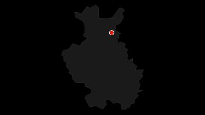 Karte / Der Wittekindsweg im Wiehengebirge
