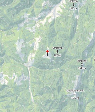 Karte / Gschwendtalm
