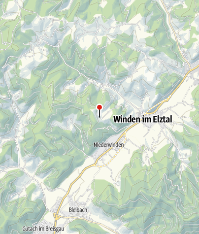 Karte / Gartenstüble