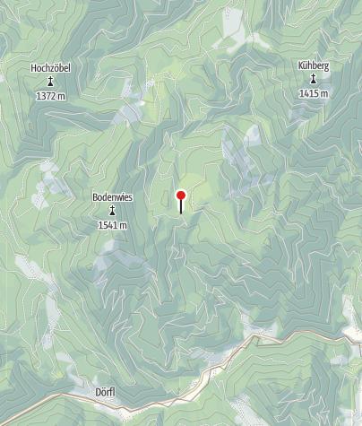 Karte / Schüttbauernalm