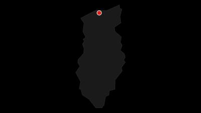 Karte / 712 Sentiero Alpino Calanca (3 Etappen)