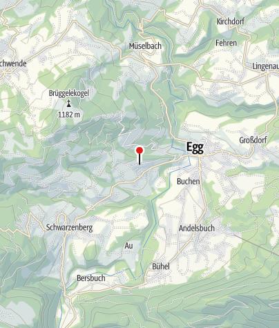 Karte / Station 5: Haus Greussing