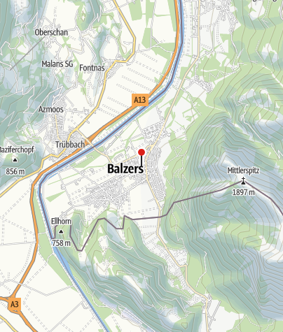 Karte / Winkelbrücke