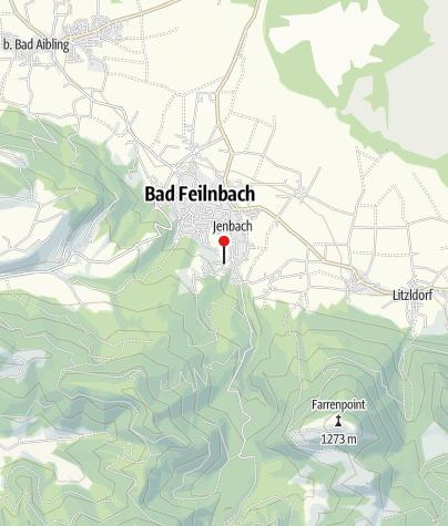 Karte / Gundelsberg-Kapelle