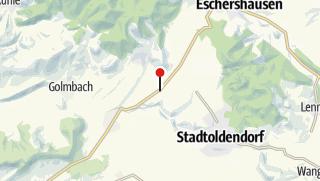 Karte / Parkplatz Kloster Amelungsborn