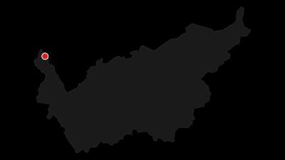 Karte / Wallis Velo Tour
