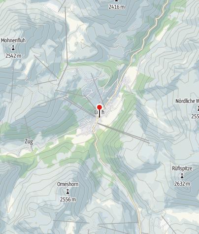 Karte / Neue Kirche
