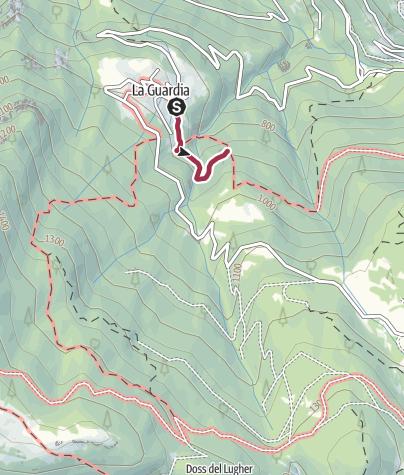 Cartina / 20 - Alla cascata dell'Ofentol