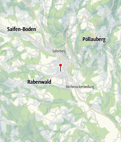 Karte / Adeg Grabner, Ziegelofengasse
