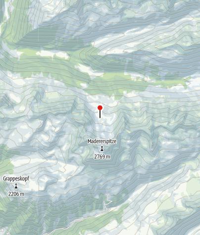 Karte / Dürrwalder See