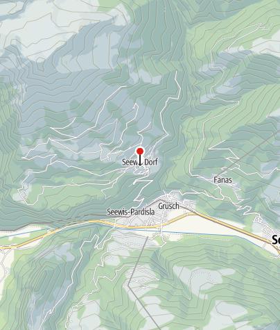 Karte / Gästeinformation Seewis