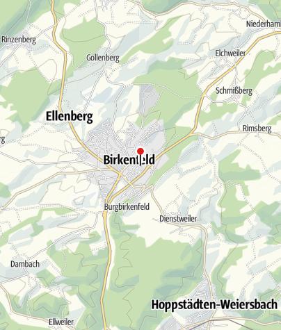 Karte / Landgasthof Alt Birkenfeld, 55765 Birkenfeld