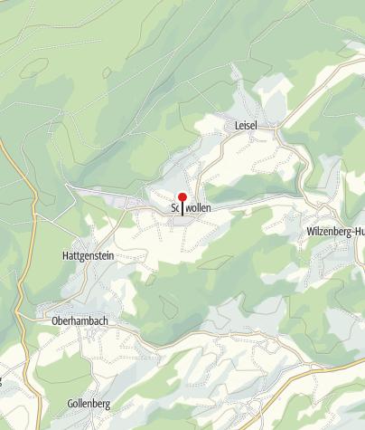Karte / Landgasthaus und Partyservice Böß, 55767 Schwollen