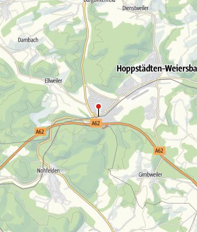 Karte / Movietown - Kinoerlebnis auch in 3D, 55768 Hoppstädten-Weiersbach