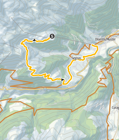 Karte / Panoramatour Bostg