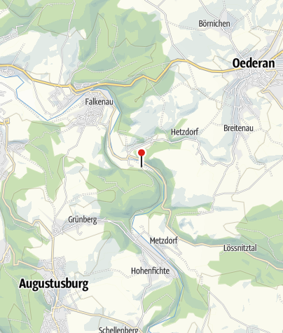 Karte / Hetzdorfer Viadukt