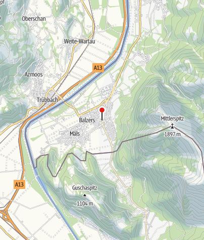 Karte / Höflebrunnen