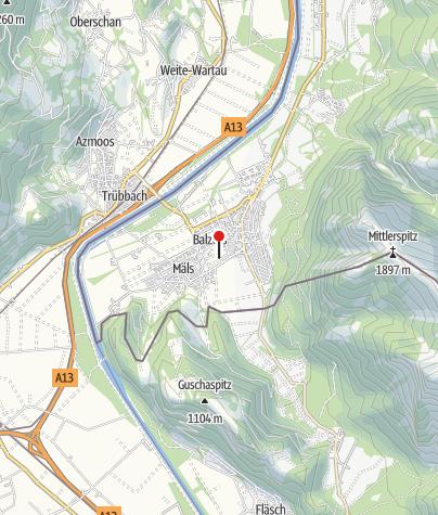 Karte / Schwalbenhaus