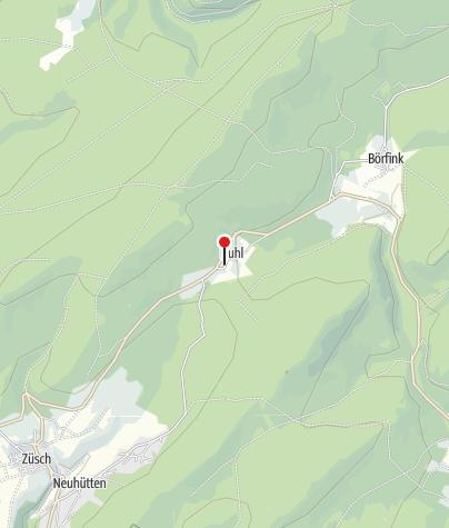 Karte / Nationalpark - Rangertreffpunkt Muhl