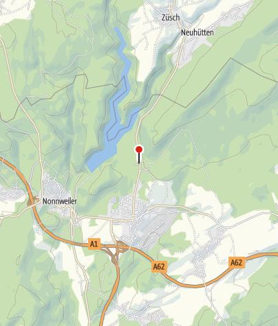 Karte / Nationalpark - Rangertreffpunkt Keltendorf Otzenhausen