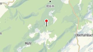 Karte / Bunker Erwin, 54422 Börfink