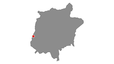 Karte / Wanderung ins Felslabyrinth des Latemar