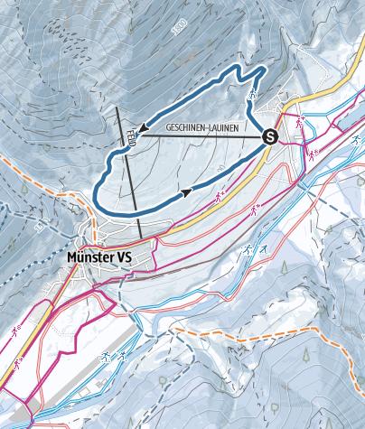 Map / Oberfäld-Trail
