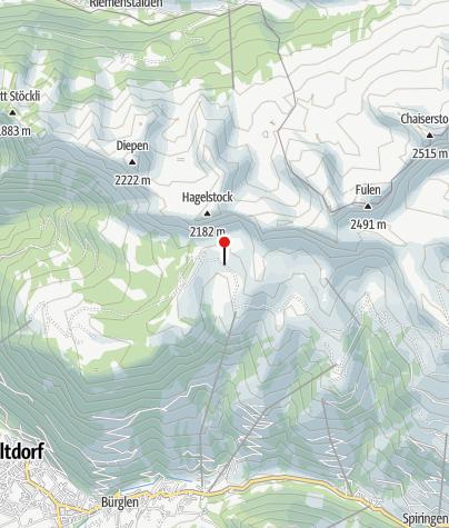 Karte / Alp Selez