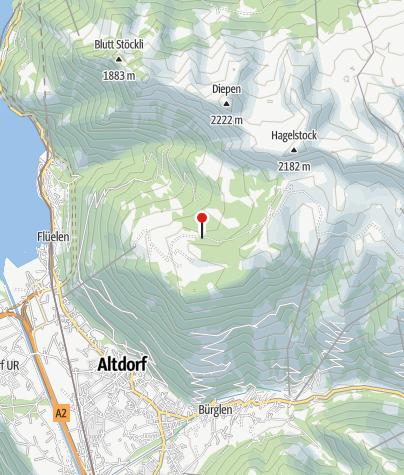 Karte / Angelingen