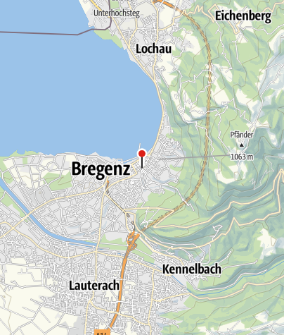 Karte / Seekapelle