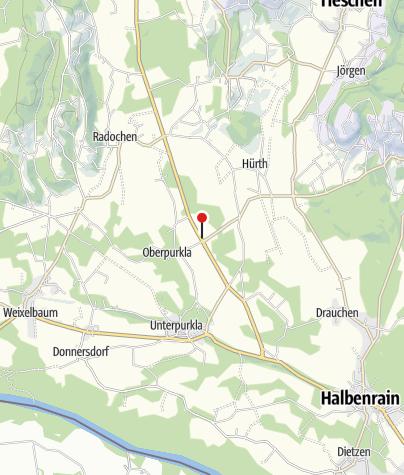 Karte / Gasthof Bauer Maria