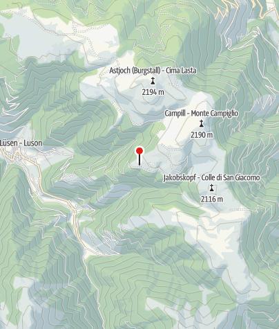 Mapa / Maurer Drei Wiesen