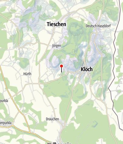 Karte / Buschenschank Palz Rudolf