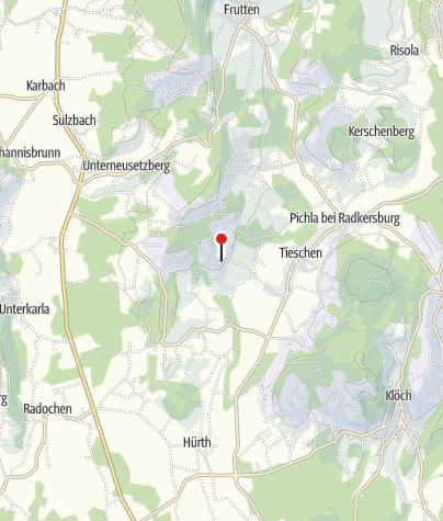 Karte / Buschenschank Alfie's Berglerhütt'n