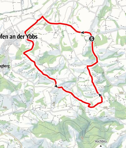 Karte / Neuhofen Panoramarunde