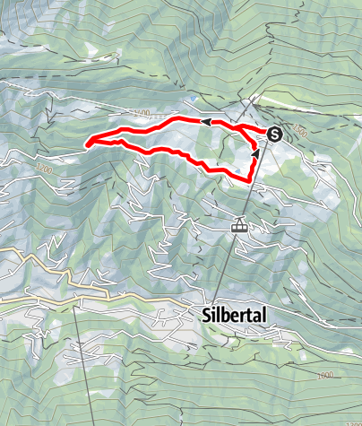 Map / Bodastall-Schleife