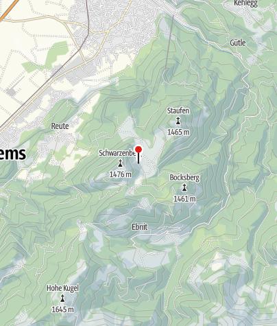 Map / Schiheim Schuttannen