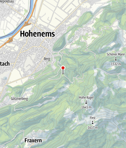 Map / Alpe Gsohl