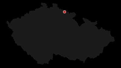 Mapa / Rock Point Horská Výzva - Krkonoše (SHORT)