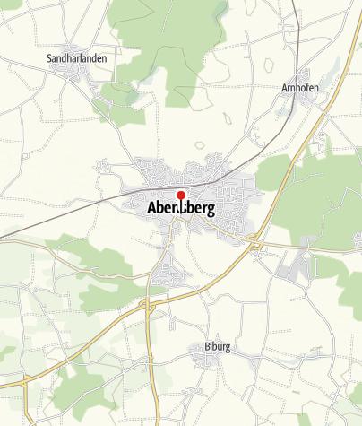 Map / berg+bikesport Abensberg
