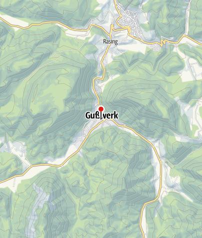 Karte / Montanmuseum Gußwerk