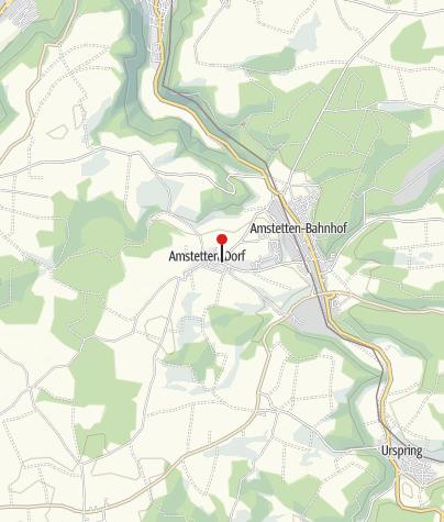 Karte / Pferdehof Gasthaus Adler