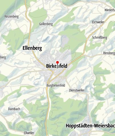Karte / Eiscafé Venezia Birkenfeld