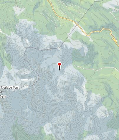 Map / RIFUGIO BERTI - Val Comelico