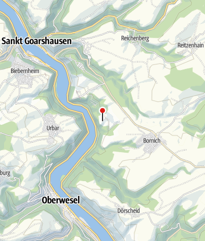 Map / RheinsteigRast