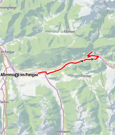 Map / E-Bike Tour to the Mandlberggut Distillery