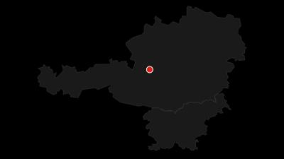 Map / Vom Gletscher zum Wein - Die Südroute